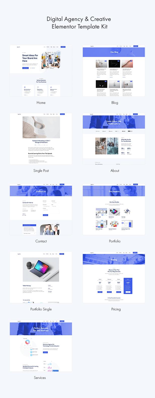 agency, creative, digital